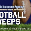 Football Sweeps – Win tickets!!